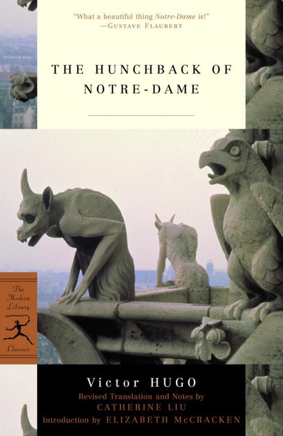 Обложка книги The Hunchback of Notre-Dame