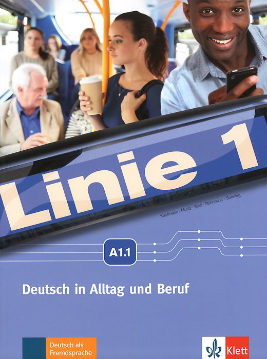 Linie 1: Deutsch in Alltag und Beruf (+ DVD-ROM)