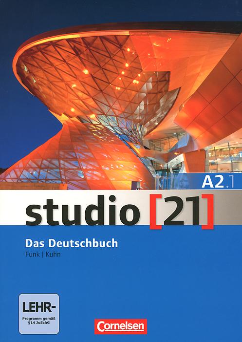 Studio 21 A2.1: Das Deutschbuch (+ DVD-ROM)
