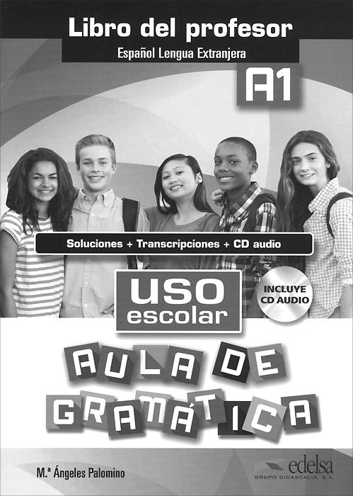 Uso escolar: A1: Aula de gramatica (+ CD)