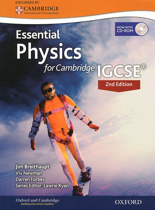 Essential Physics for Cambridge IGCSE (+ CD-ROM)