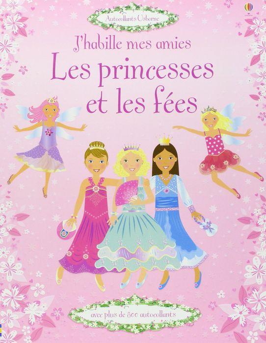 Les princesses et les fees