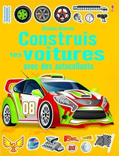 Construits tes voitures avec Autocollants