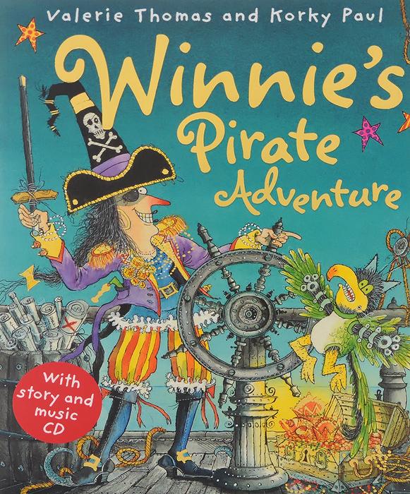 Winnie's Pirate Adventure (+ CD)