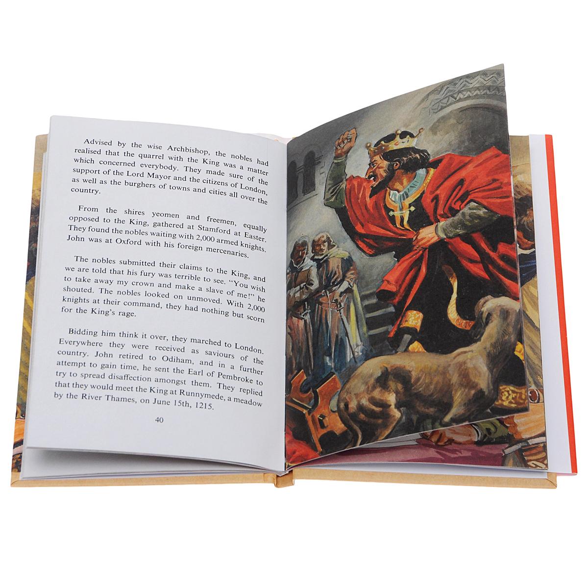King John and Magna Carta: A Ladybird Adventure from History Book