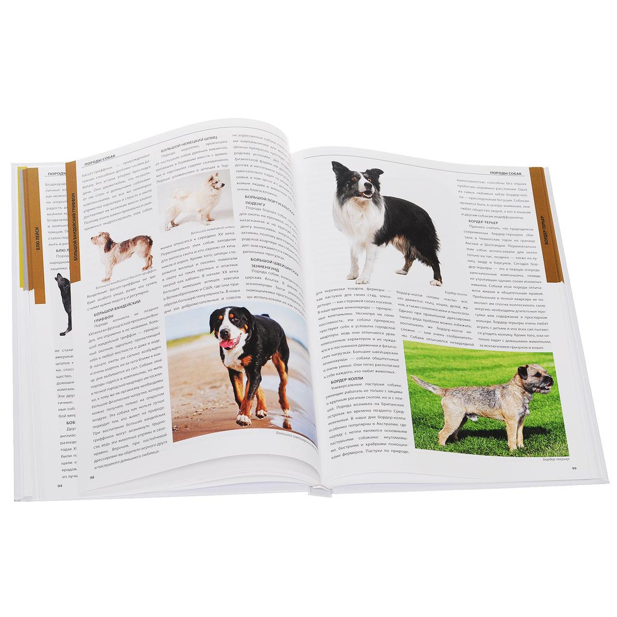 Большая иллюстрированная энциклопедия. Собаки