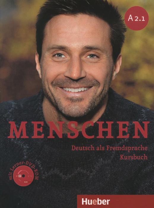 Menschen A2.1 (комплект из 2 книг + CD, CD-ROM)