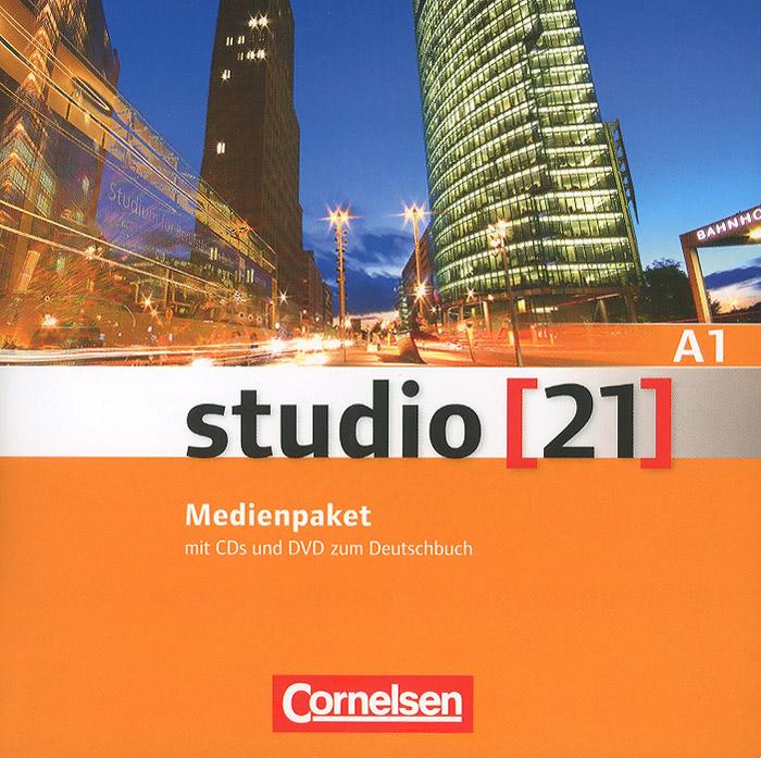 Studio [21] A1: Medienpaket (аудиокурс на 4 CD)