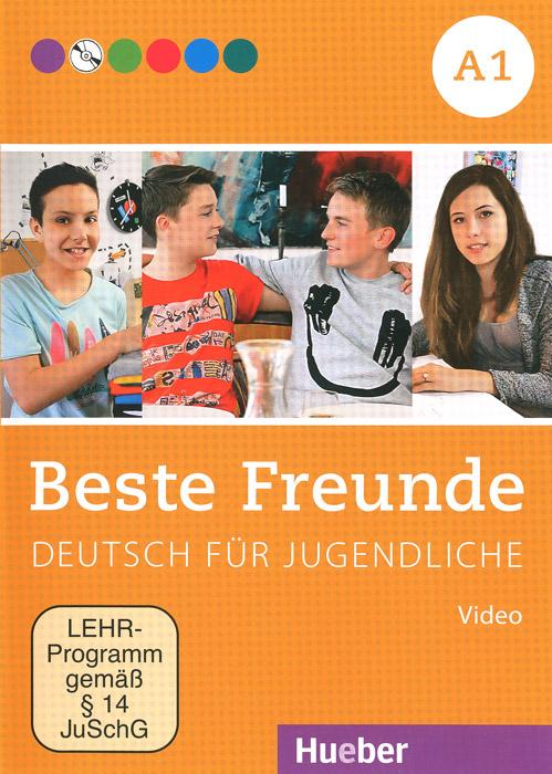 Beste Freunde A 1: Deutsch fur Jugendliche (аудиокурс на DVD)