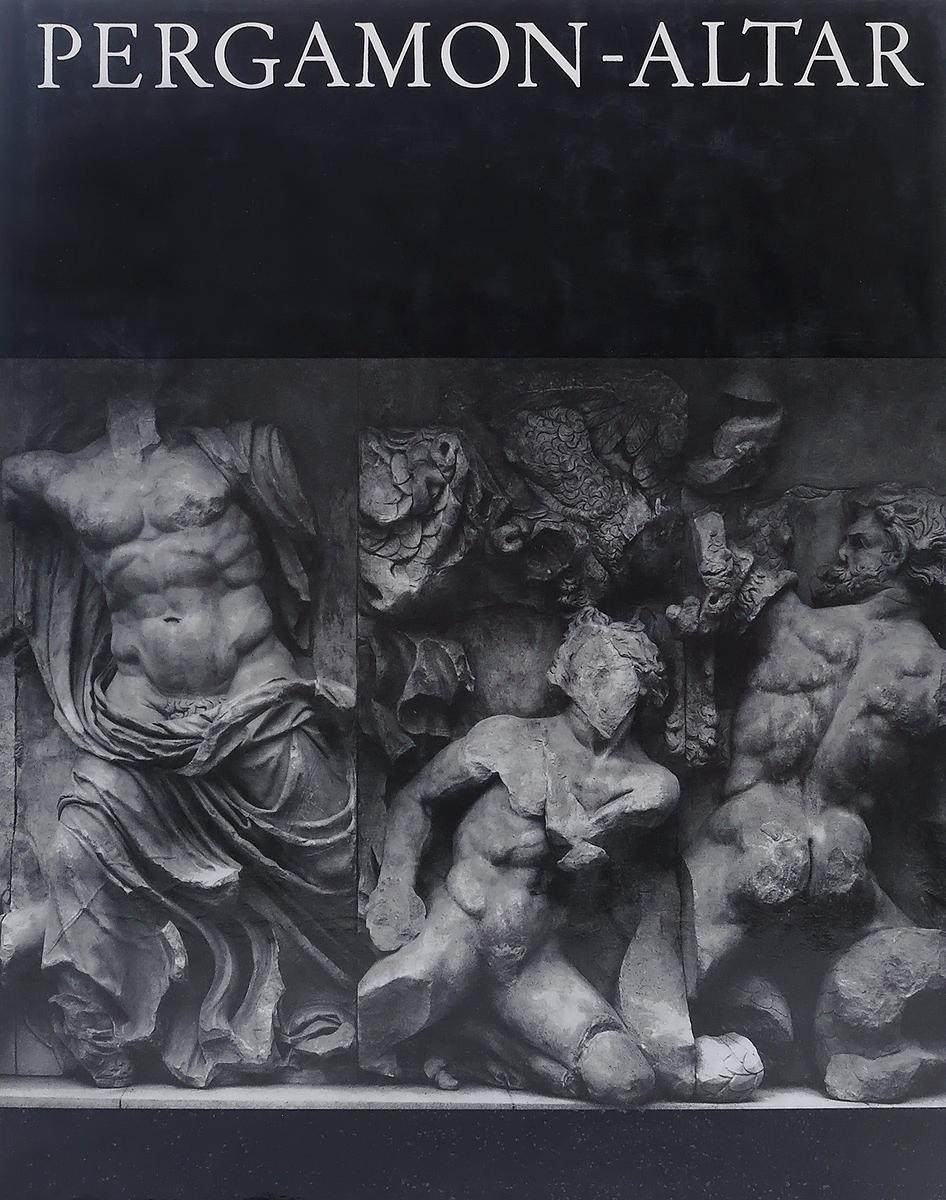 Der Pergamon-Altar