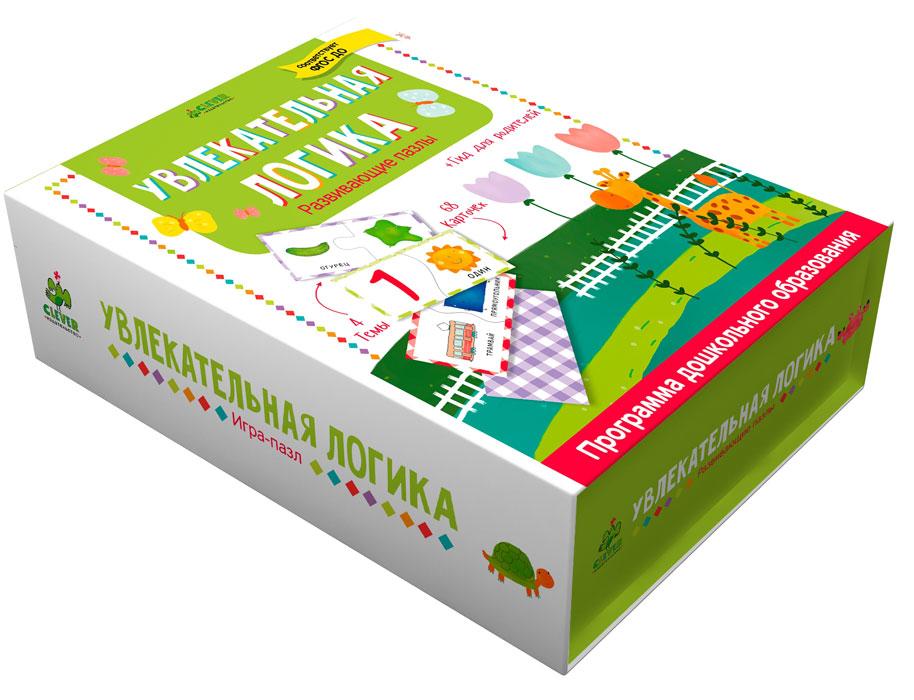 Увлекательная логика. 68 цветных карточек-пазлов12296407Увлекательная логика подходит для занятий в детском саду и дома. В комплект входят 68 карточек, с помощью которых ребенок в процессе игры легко и быстро освоит 4 важные темы: Счет в пределах 10; Формы; Цвета; Противоположности. Изюминки: Подробный гид для родителей; Карточки разделены по 4 темам; Соответствует ФГОС ДО; Рекомендованный возраст: 3-7 лет. Дополнительные характеристики: Состав: 68 карточек из плотного картона, разделенные на 4 темы; Гид для родителей; правила игры. Количество игроков: 2 человека. Размер карточек: 70х140 мм.
