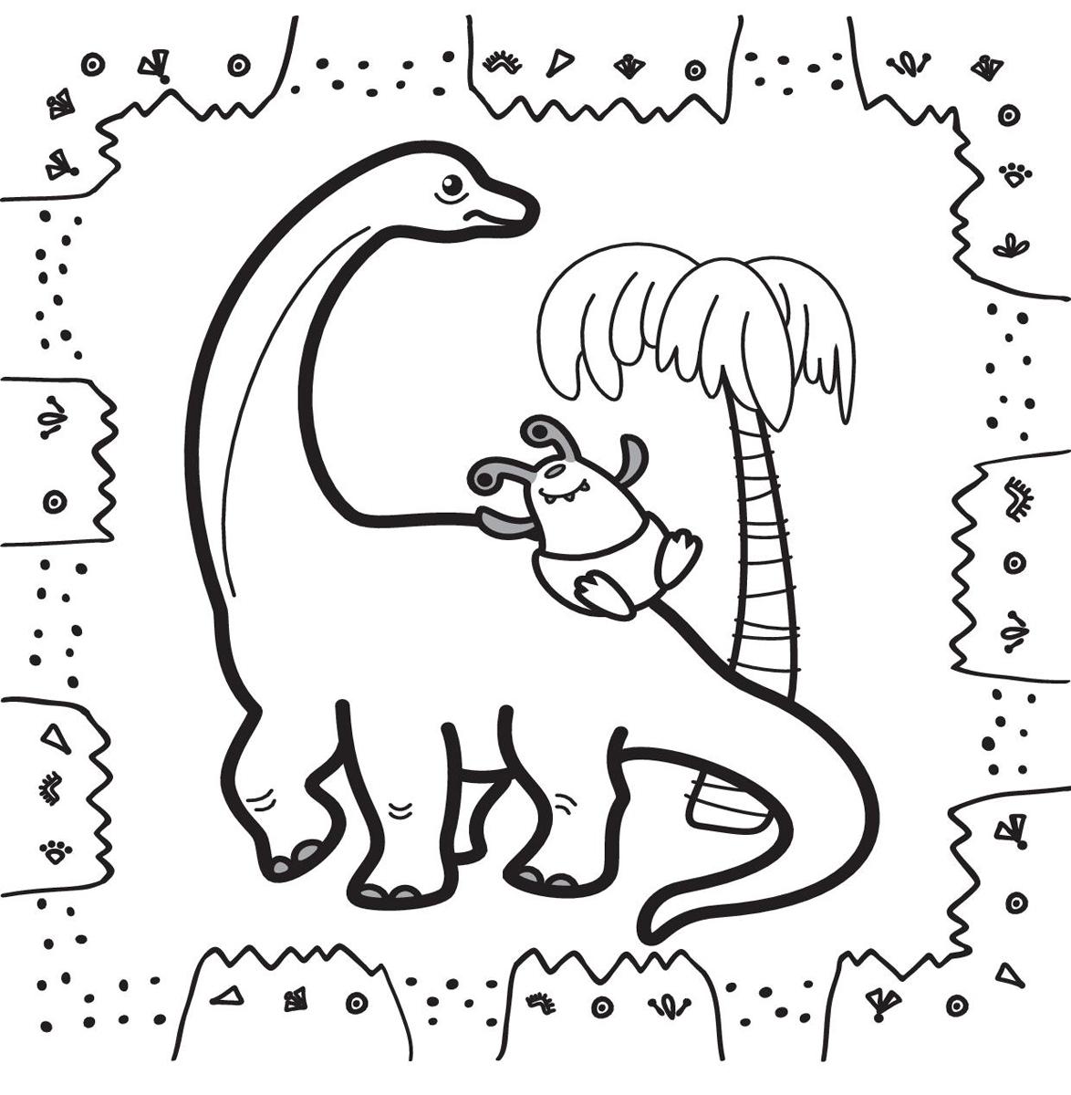 Монстры и динозавры
