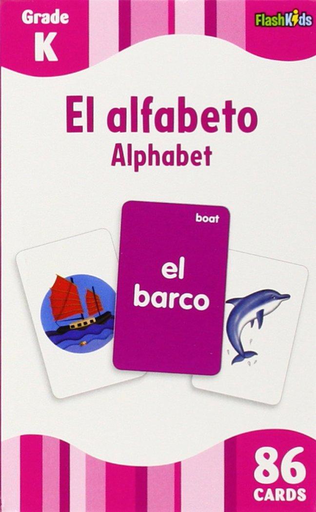 El Alfabeto: Alphabet (86 cards)
