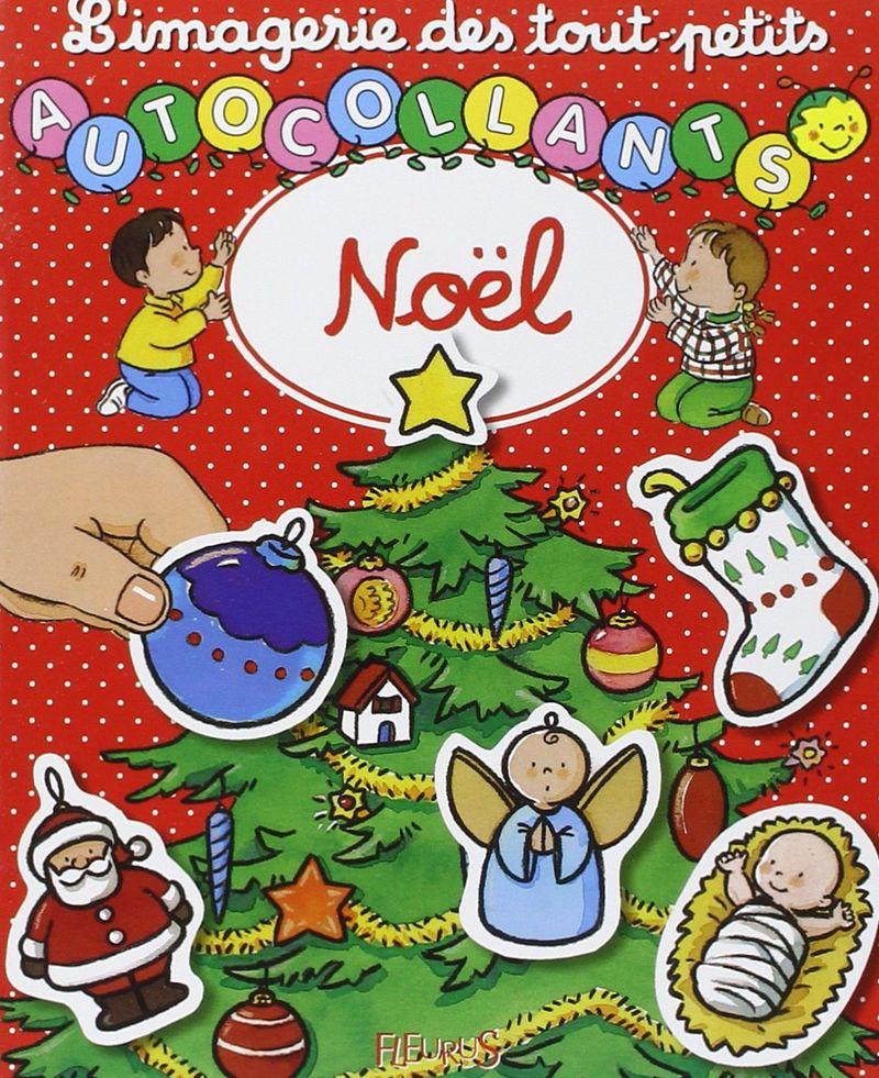 Autocollants des tout-petits: Noel