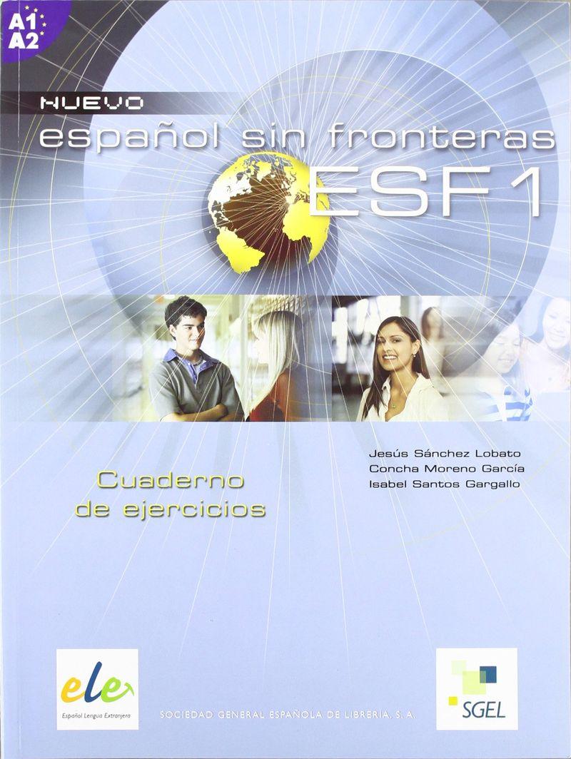 Nuevo espanol sin fronteras 1 Cuaderno de ejercicios