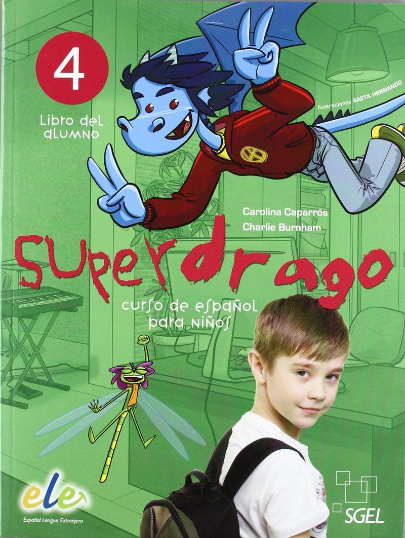 Superdrago 4 Libro del Alumno