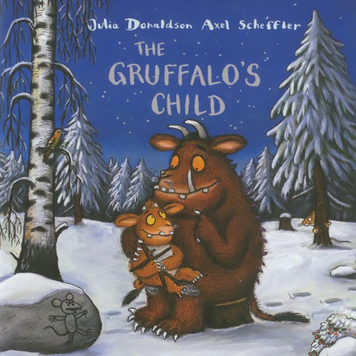 The Gruffalo's Child (аудиокнига CD)