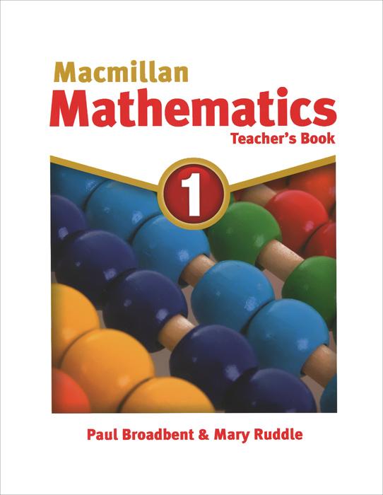 Macmillan Mathematics 1: Teacher's Book