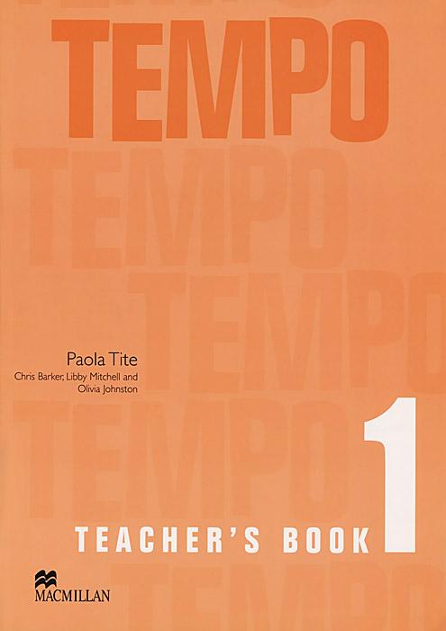 Tempo: Teacher's Book: Level 1