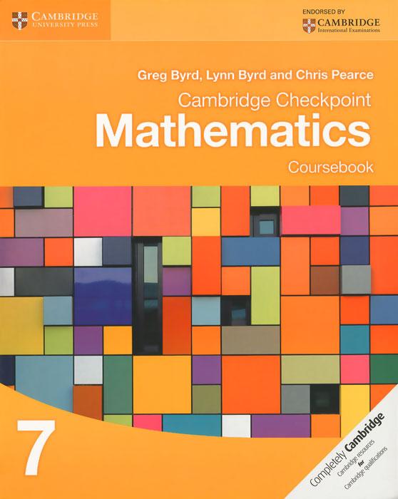 Cambridge Checkpoint Mathematics 7: Coursebook