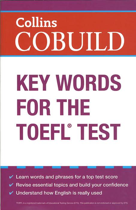 Collins COBUILD: Key Words for the TOEFL Test