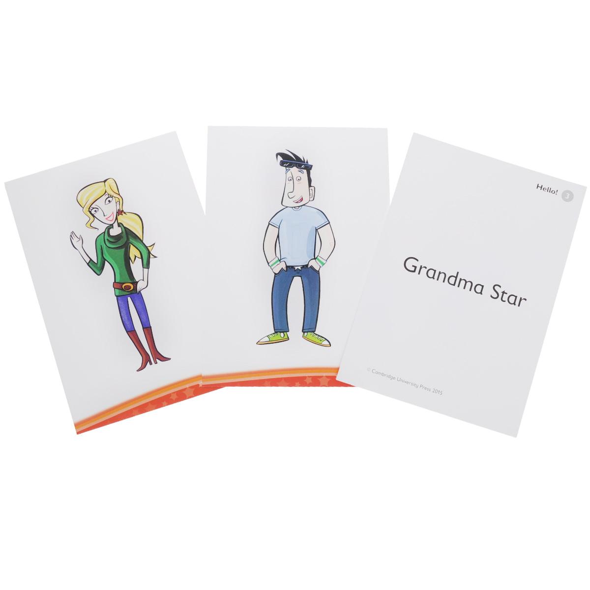 Kid's Box 3: Flashcards