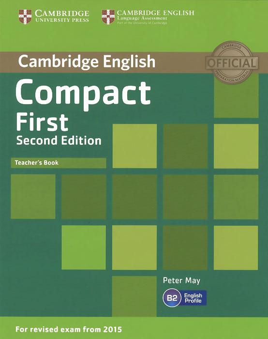 Compact First B2: Teacher's Book