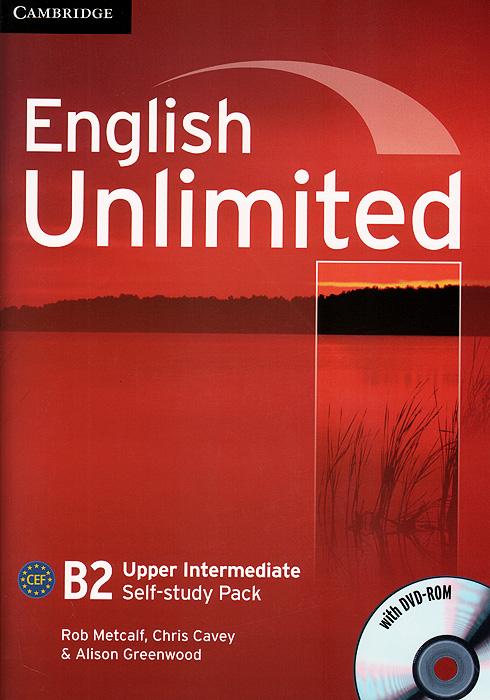 English Unlimited: Upper Intermediate: Self-study Pack: Workbook (+ DVD-ROM)