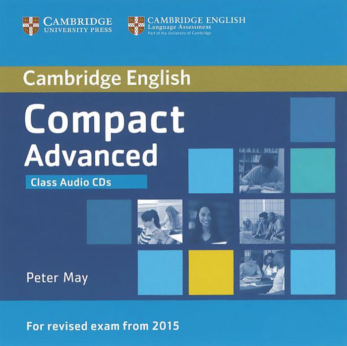 Compact Advanced: Class Audio CDs (аудиокурс на 2 CD)