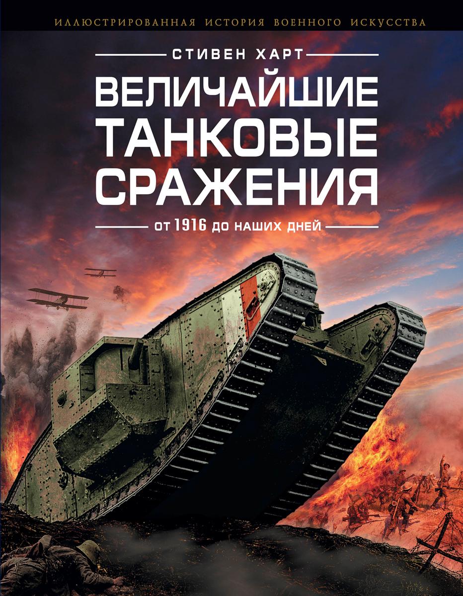 Величайшие танковые сражения от 1916 до наших дней
