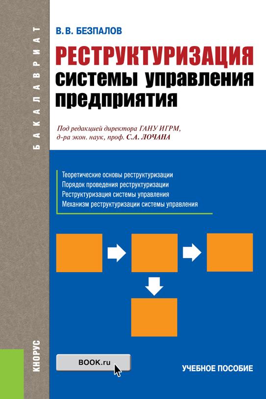 Реструктуризация системы управления предприятия (для бакалавров)