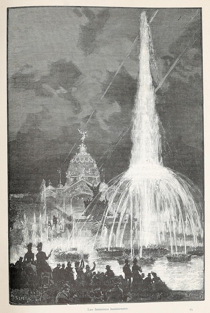 Revue de l' Exposition universelle de 1889. Tome premier