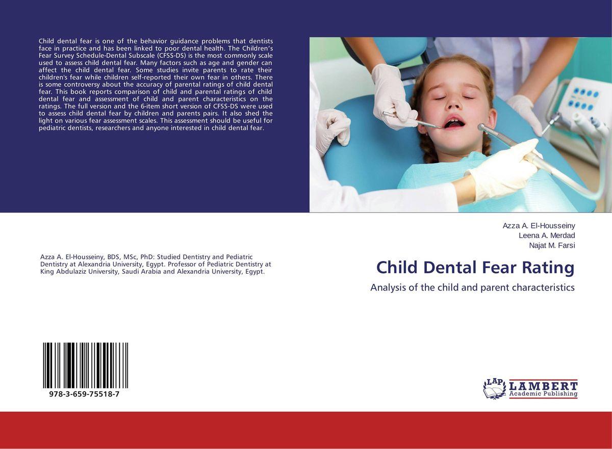 Child Dental Fear Rating