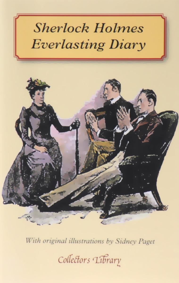 Sherlock Holmes Everlasting Diary (подарочное издание)