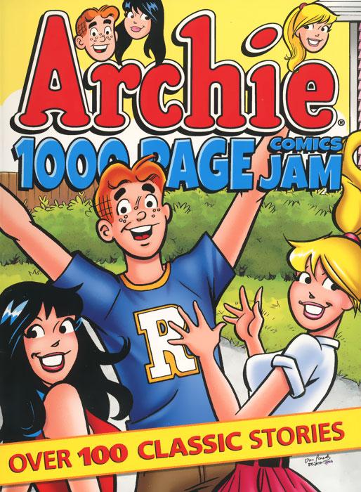 Archie: 1000 Page Comics: Jam