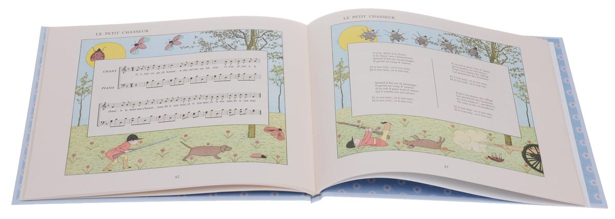 Старинные французские песенки / Vieilles chansons et danses pour les petits enfants