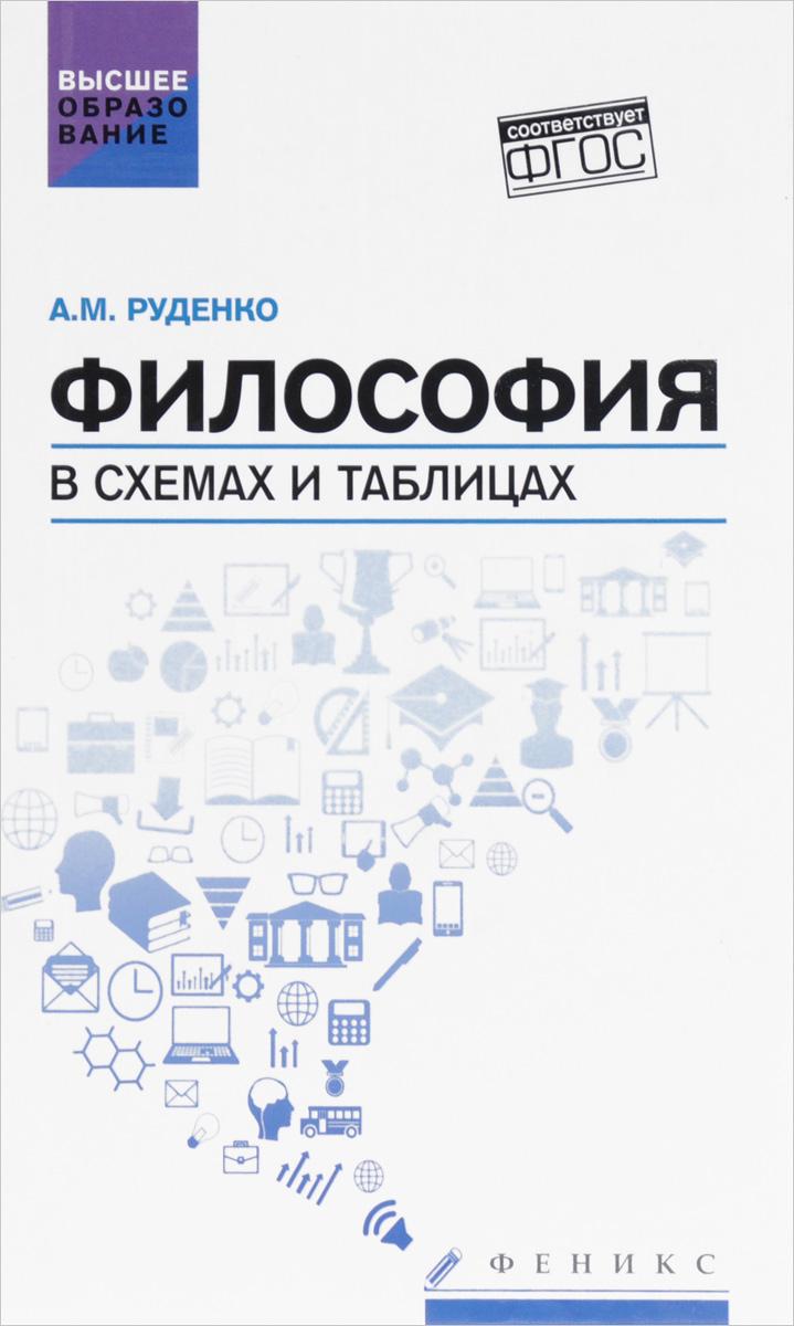 Философия в схемах и таблицах. Учебное пособие