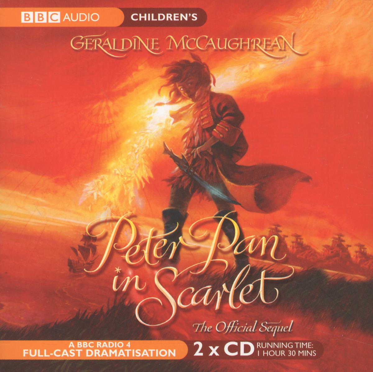 Peter Pan In Scarlet (аудиокнига на 2 CD)