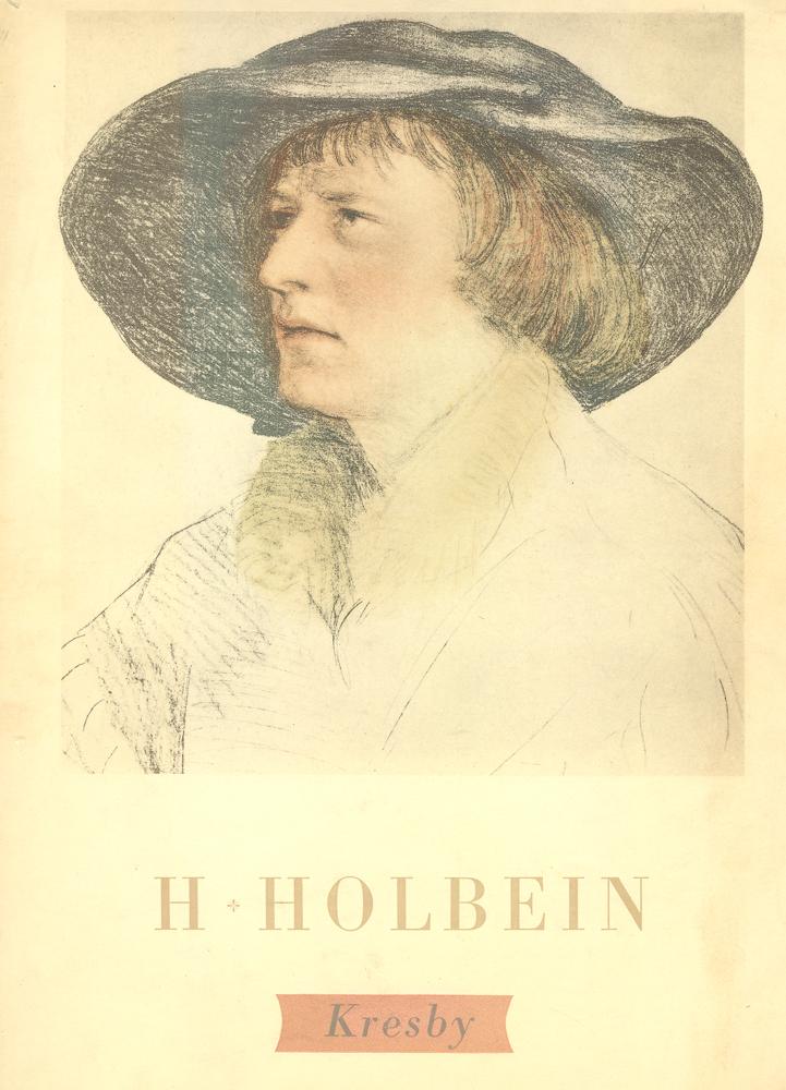 Hans Holbein Ml. Kresby