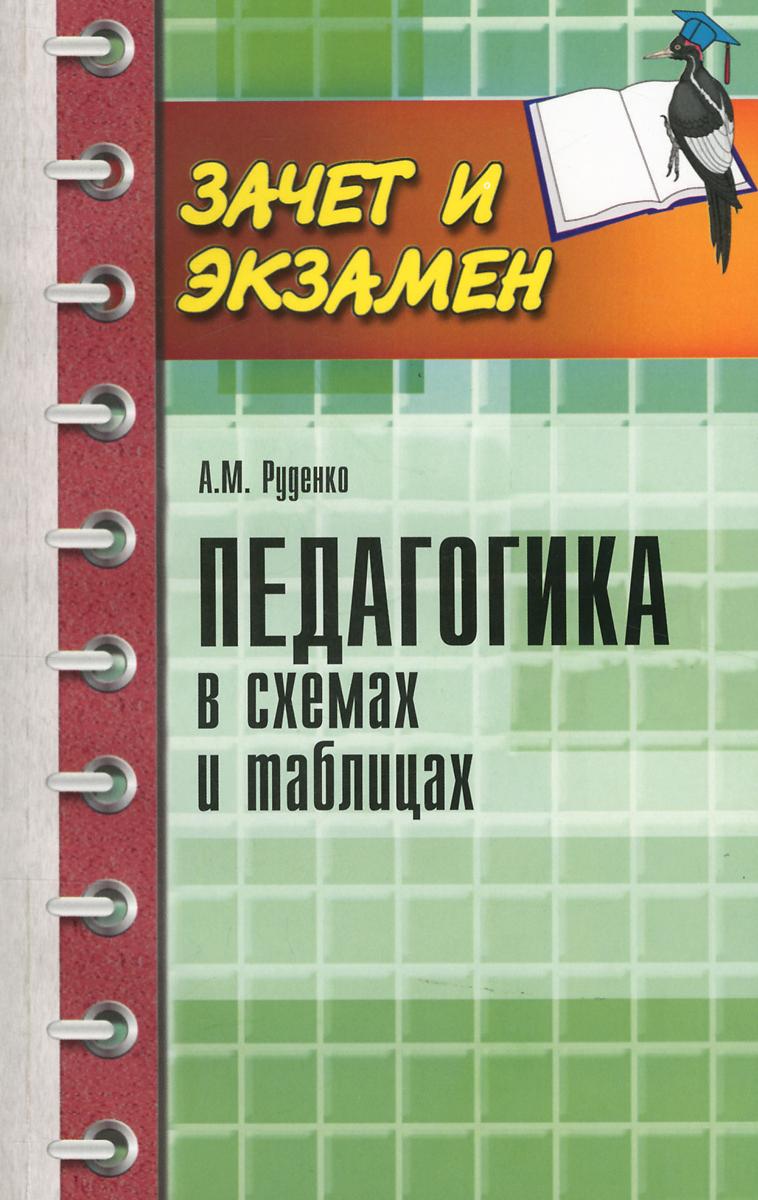 Педагогика в схемах и таблицах