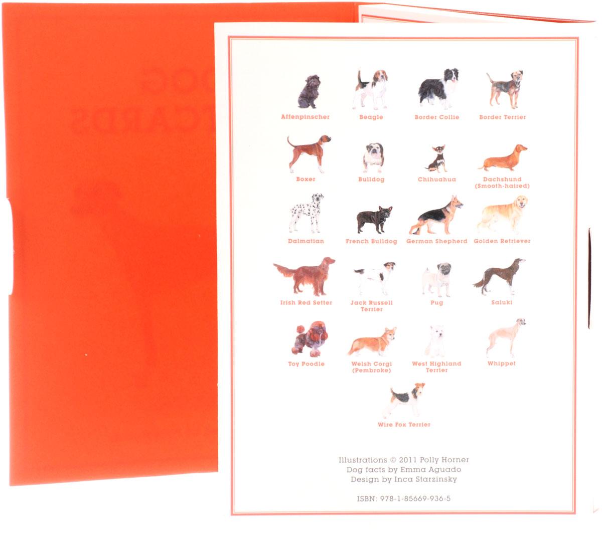 Dog Postcards (набор из 21 открытки)