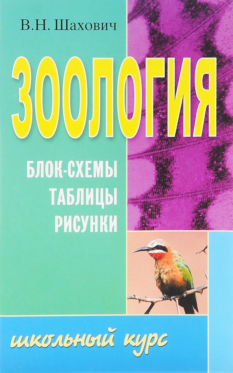 Зоология. Блок-схемы, таблицы, рисунки. Учебное пособие