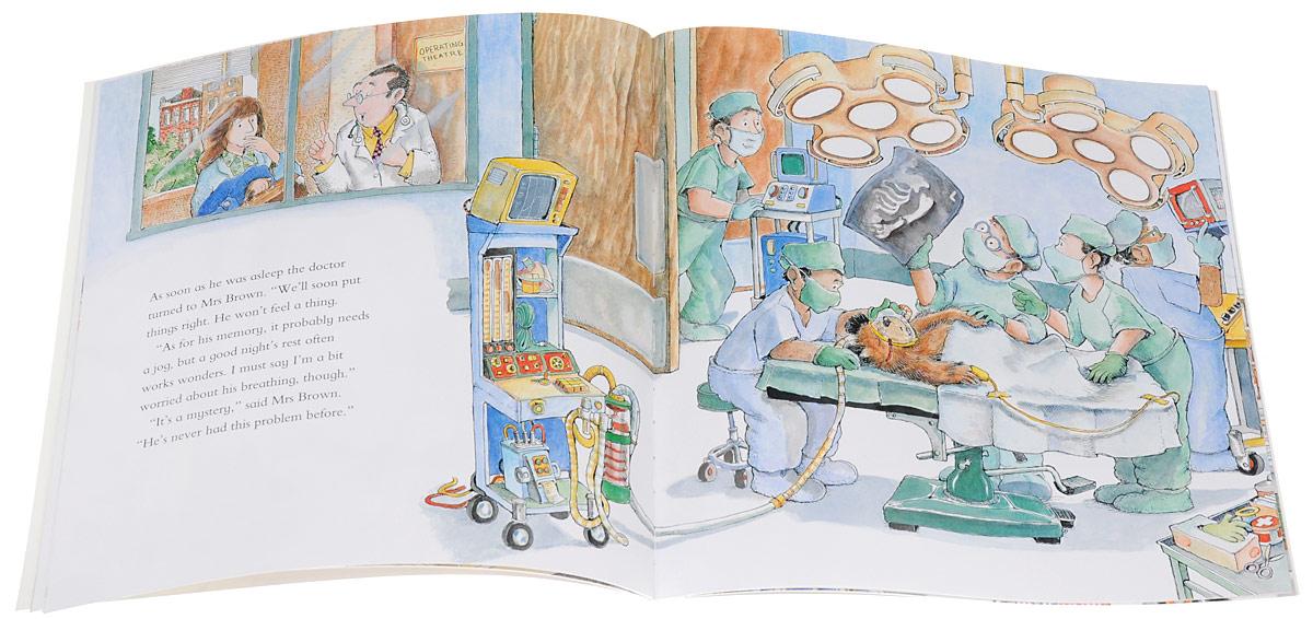 Paddington Goes to Hospital