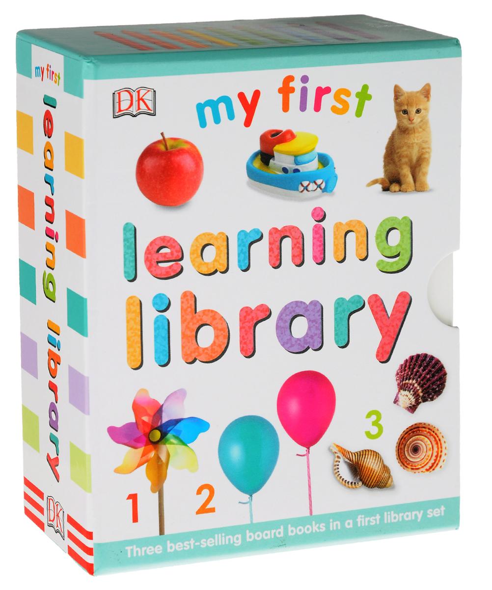 My First Learning Library (комплект из 3 книг)