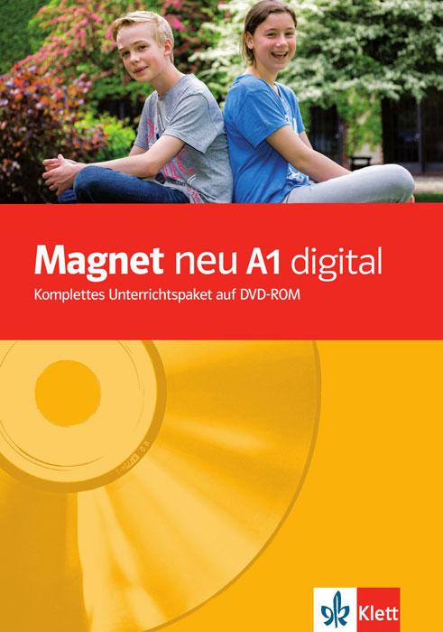 Magnet NEU A1 digital DVD-ROM