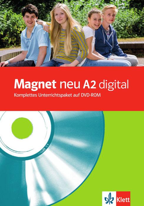 Magnet NEU A2 digital DVD-ROM