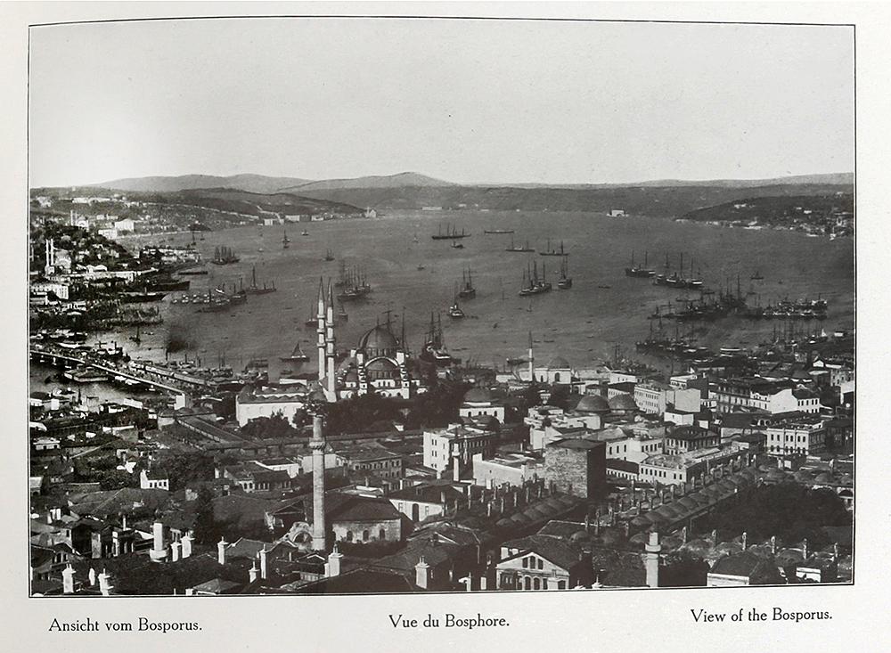 Виды Константинополя. Альбом