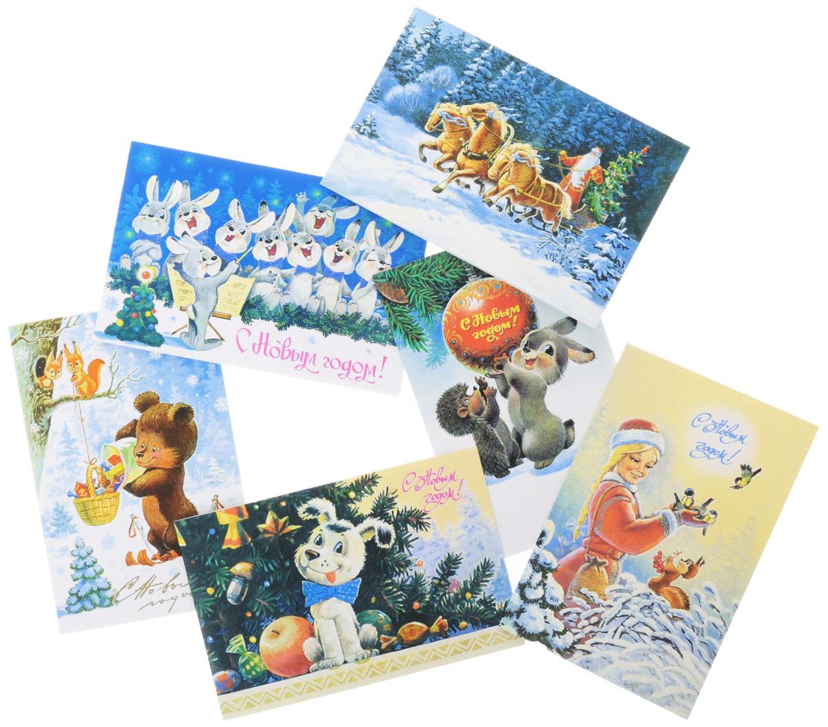 Издательства открытки 15