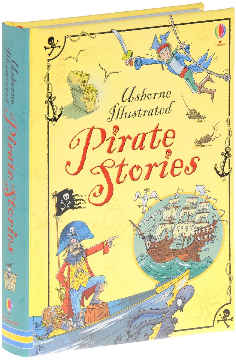 Pirate Stories 38 parrots