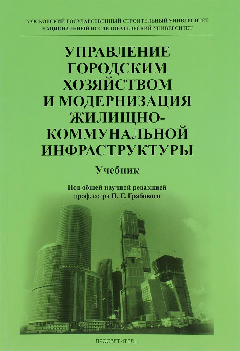 Управление городским хозяйством и модернизация жилищно-коммунальной инфраструктуры. Учебник